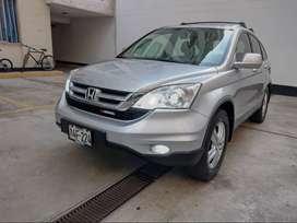 VENDO HONDA CRV EX 2010 4WD