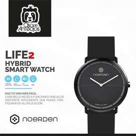 RELOJ NOERDEN SMART WATCH HYBRID LIFE 2