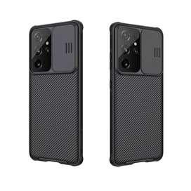 Estuche Protector Antichoque Camshield Pro Samsung S21 Ultra 5G
