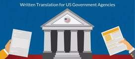 Traducciones Oficiales Reconocidas por el Ministerio de Relaciones Exteriores a la Puerta de su Casa