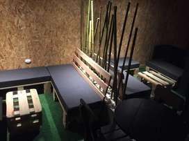 Vendo hermosa sala en madera