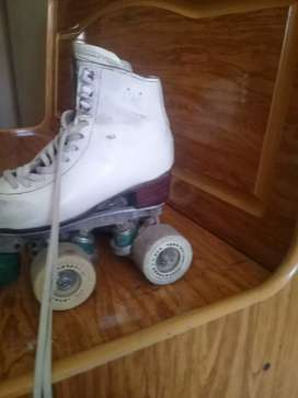 patines artisticos talle 30