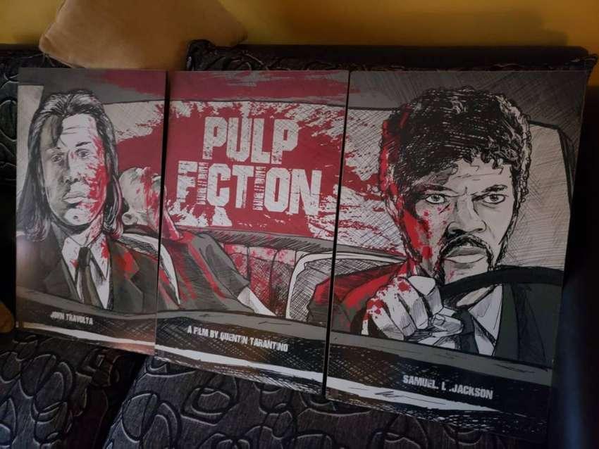 cuadro de pulp fiction 0