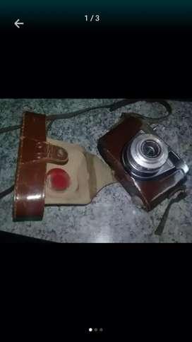 Vendo cámara antigua para coleccionistas