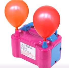 Inflador de globos electrico