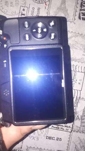 Vendo cámara Nikon b500 como se ve en la foto