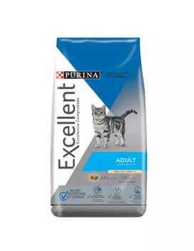 Excellent gato adulto x  3 Kg CBA Capital