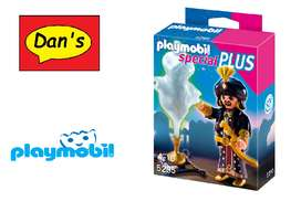 PLAYMOBIL 5295 - Mago con Genio de la Lámpara