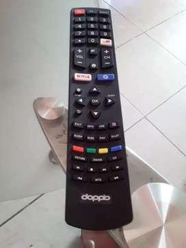 Vendo nuevo control remoto para smart Tv Doppio a solo diez dólares. Soy de Guayaquil y hago envíos