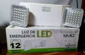 LUZ DE EMERGENCIA 72 LEDS HAGROY LD72SMD-ECO