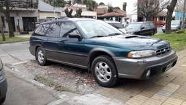 subaru outback 98  version americana,