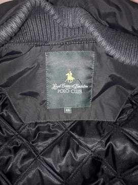Impecable Campera Polo Club Xxl Original