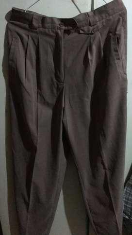 Pantalon Gamuzado