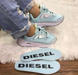 Diesel caballero