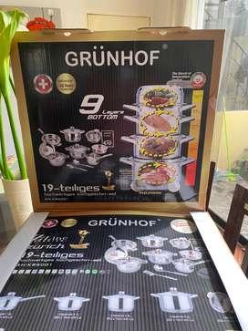 Ollas alemanas GRUNHOF