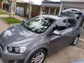 Chevrolet Sonic LTZ Hatchback 2014