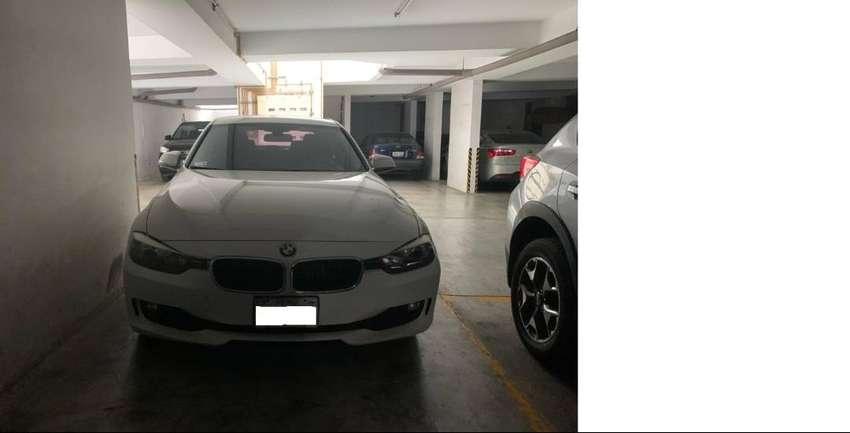 BMW 316i año 2013 0