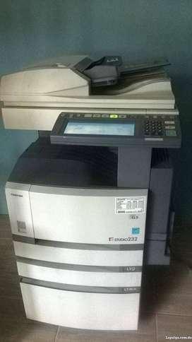 Repuestos fotocopiadoras toshiba e 232