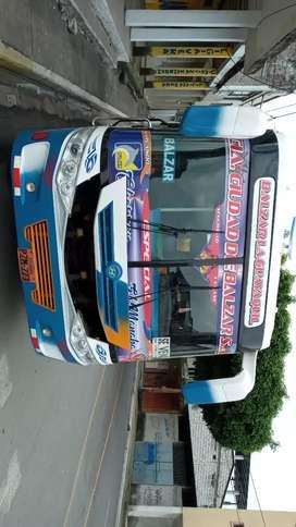 Vendo bus con derechos y acciones en balzar