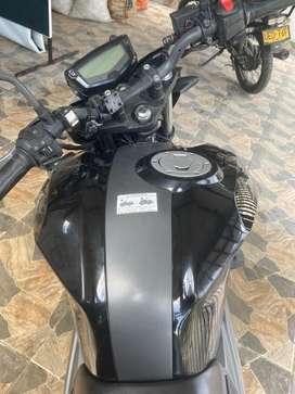 Vendo moto Apache 160 4V modelo 2020