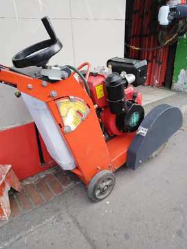 Vendo cortadora de piso