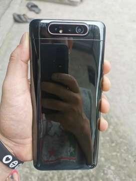 Vendo Samsung A80 Flamante Sin fallas libre de todo imei Original entrego solo cell