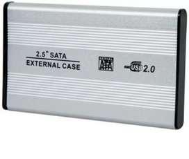 Caja externa de disco duro para PC