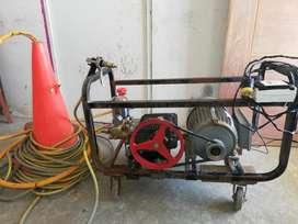 Hidrolavadora Industrial para Carwash