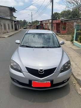 Mazda 3 hatchback sport