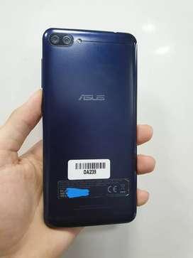 Asus Zenfone 4 Max Huella Y Batería De 5.000 mah