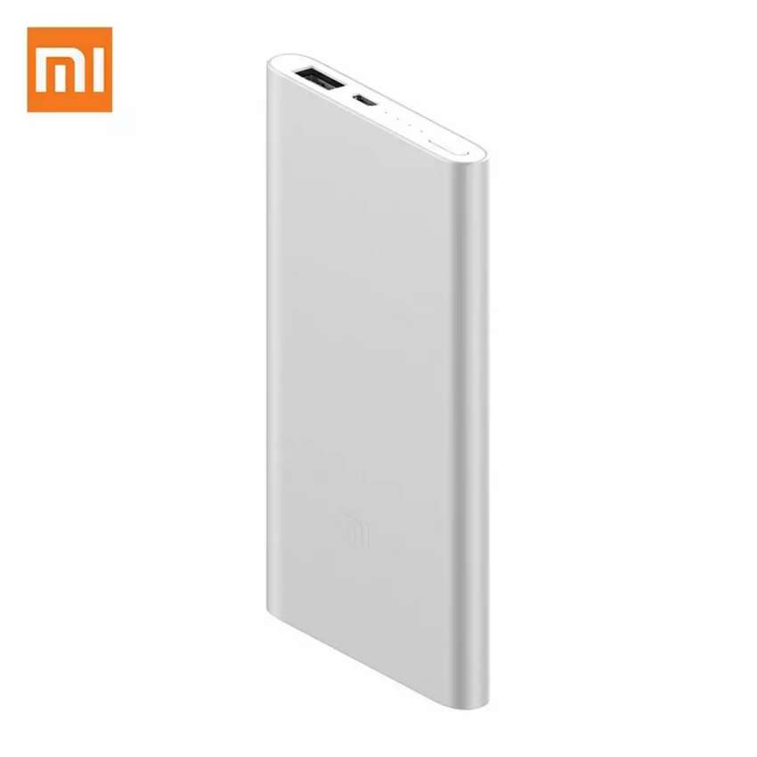 POWER BANCK XIAOMI 2 5000mAh PLM10ZM mi Powerbank 5000 batería externa de carga portátil Power bank 0