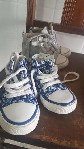 Vendo zapas y zapatos de vestir de bb