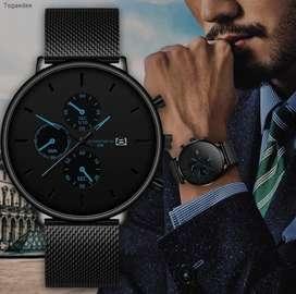 Reloj casual para hombre