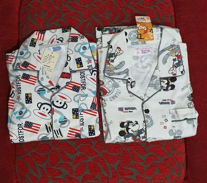 Lote pijama 0