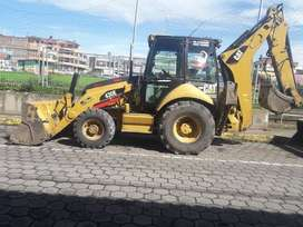 RETROEXCAVADORA 430E AÑO 2008