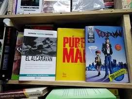 Negocio librería