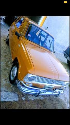 Vendo inmaculado Renault 6 impecable unico dueño