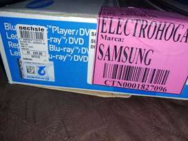 Vendo bluray marca Samsung