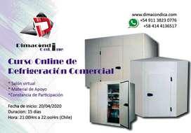 Curso de Refrigeración Comercial