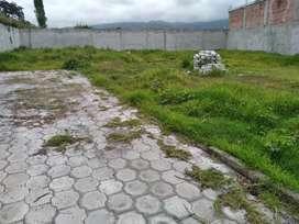 Por urgencia vendo 600mts en Yacucalle