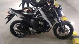 Yamaha FZ 2.0 edición especial one