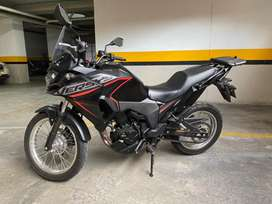 Kawasaki versy 300