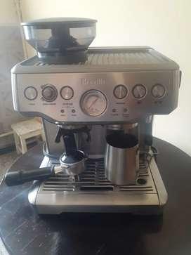Máquina de café Breville