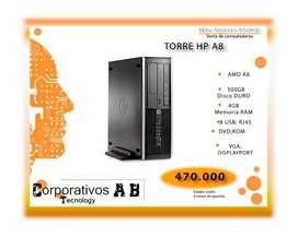 Torre HP A8
