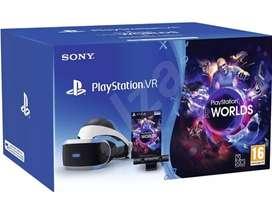 PS4 VR.   GAFAS DE REALIDAD VIRTUAL USADAS