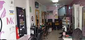 Vendo spa peluquería completo