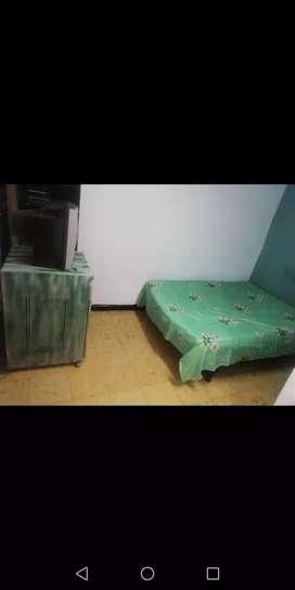 Arriendo alquilo habitaciones amobladas san nicolas