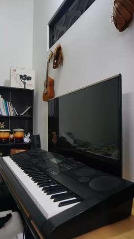 Teclado Profesional Casio WK-7600 6 octavas
