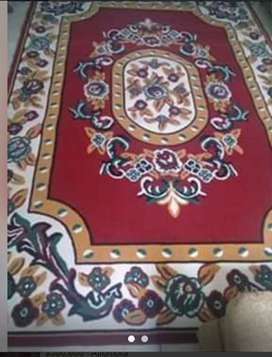 alfombra totalmente nueva
