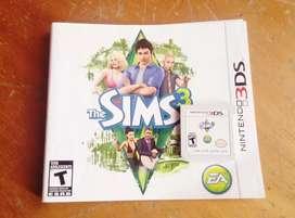 Los Sims 3 - Nintendo 3ds / 2ds